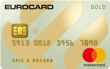 Eurocard gold-Kreditkort företag